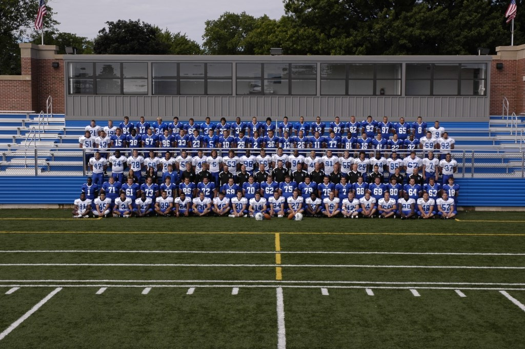 2009 Football Roster Aurora University Athletics